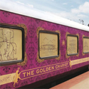 The Golden Chariot Train Tour (Bangalore - Mysore / Kabini - Mysore - Hassan - Hospet - Badami - Goa - Bangalore)